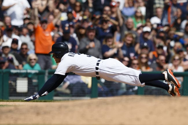 Minnesota Twins vs. Detroit Tigers - 7/9/15 MLB Pick, Odds, and Prediction