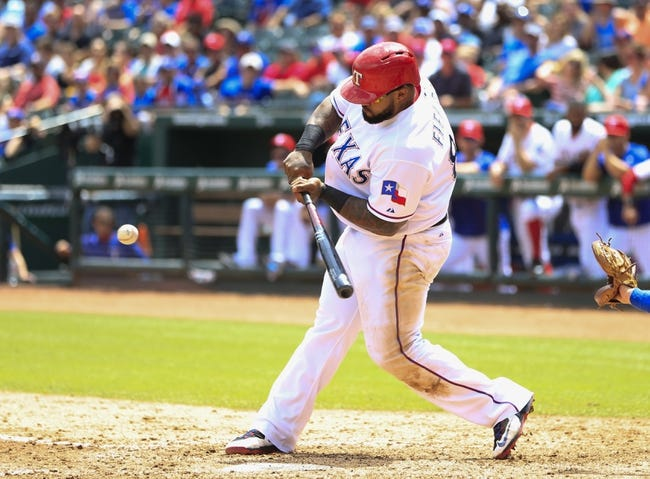 Royals vs. Rangers - 6/5/15 MLB Pick, Odds, and Prediction