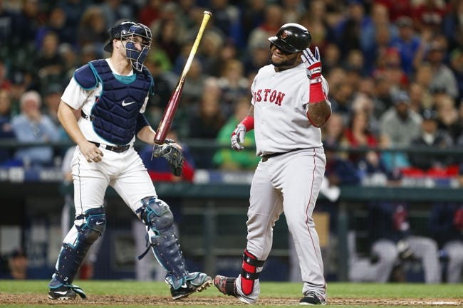 Mariners vs. Red Sox - 5/15/15 MLB Pick, Odds, and Prediction
