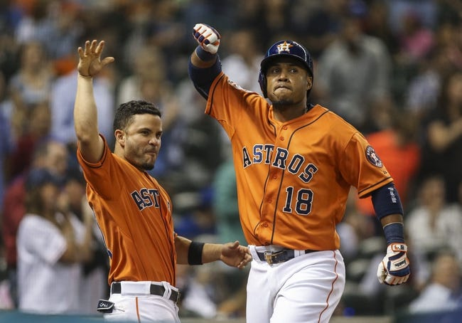 Houston Astros vs. Toronto Blue Jays - 5/16/15 MLB Pick, Odds, and Prediction