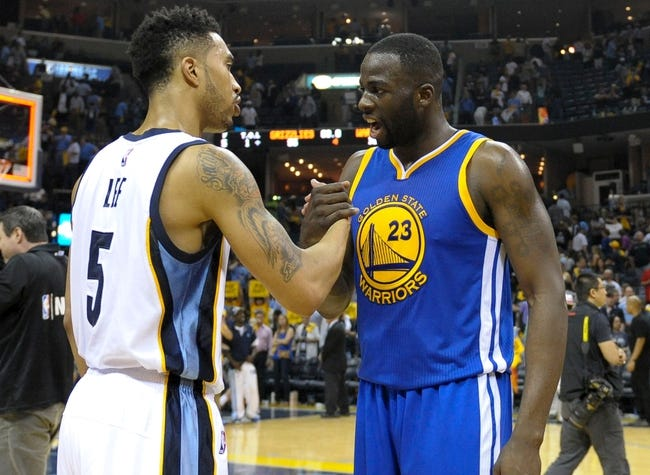 Grizzlies at Warriors - 11/2/15 NBA Pick, Odds, and Prediction