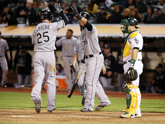 Oakland Athletics vs. Chicago White Sox - 5/17/15 MLB Pick, Odds, and Prediction
