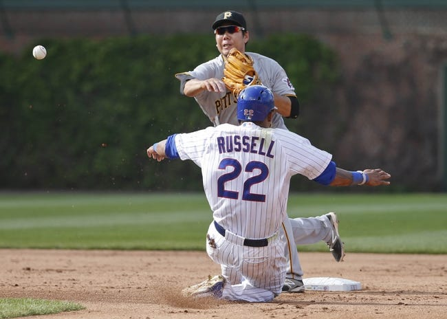 Cubs vs. Pirates - 5/17/15 MLB Pick, Odds, and Prediction