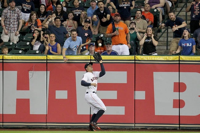 MLB | Toronto Blue Jays (17-20) at Houston Astros (23-13)