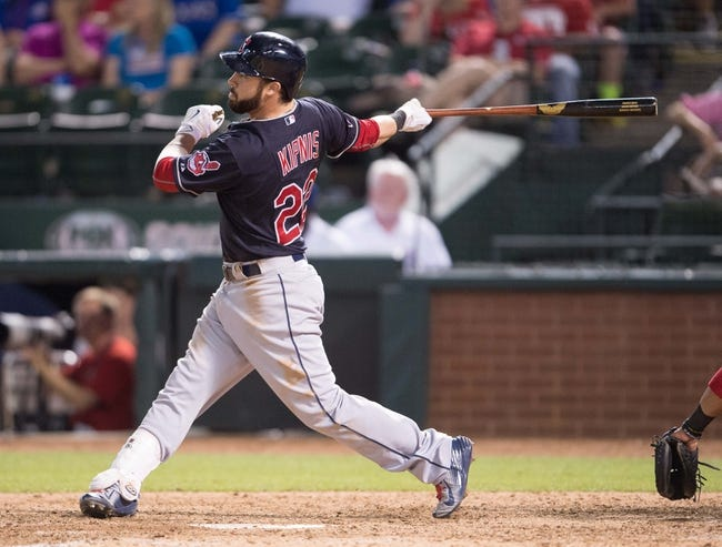 MLB | Texas Rangers (20-23) at Cleveland Indians (20-23)