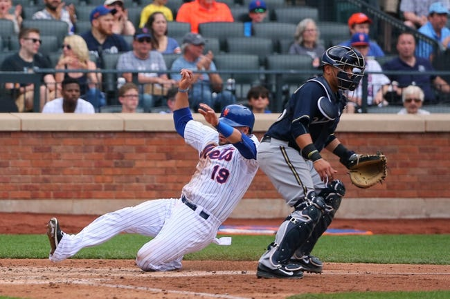 Brewers vs. Mets - 6/23/15 MLB Pick, Odds, and Prediction