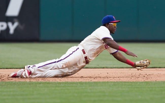 Diamondbacks vs. Phillies - 8/10/15 MLB Pick, Odds, and Prediction