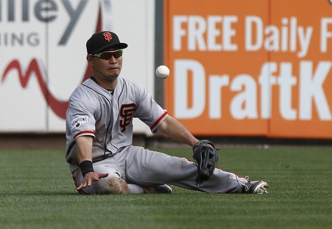 San Francisco Giants vs. Cincinnati Reds - 9/14/15 MLB Pick, Odds, and Prediction