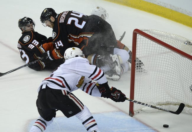 Anaheim Ducks vs. Chicago Blackhawks - 5/19/15 NHL Pick, Odds, and Prediction