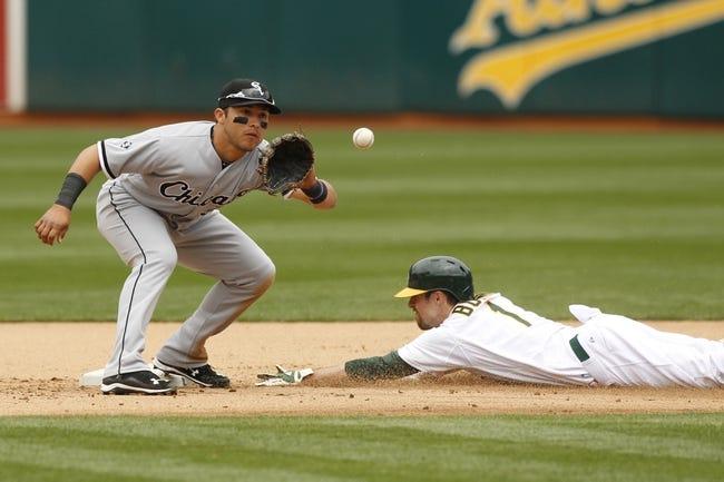 Chicago White Sox vs. Oakland Athletics - 9/14/15 MLB Pick, Odds, and Prediction