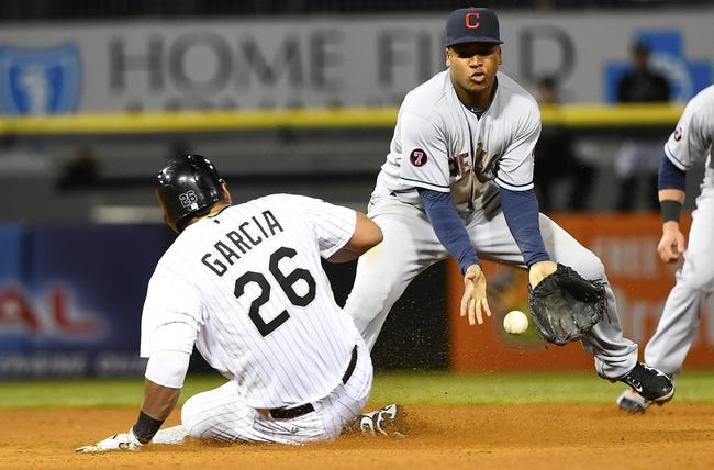 MLB | Cleveland Indians (15-23) at Chicago White Sox (18-18)