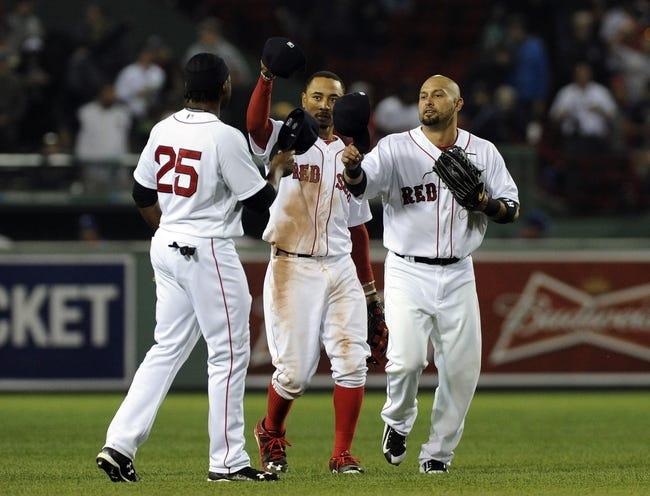 MLB | Texas Rangers (16-22) at Boston Red Sox (18-20)