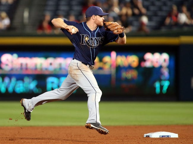 Atlanta Braves vs. Tampa Bay Rays - 5/20/15 MLB Pick, Odds, and Prediction