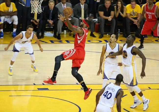 Rockets at Warriors - 5/21/15 NBA Pick, Odds, and Prediction