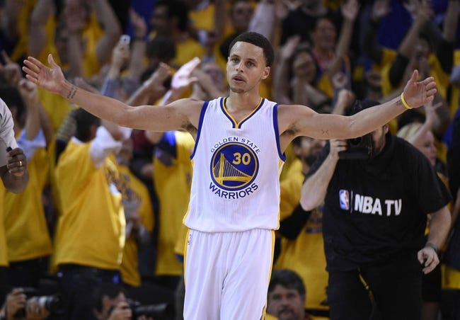 Golden State Warriors vs. Houston Rockets - 5/21/15 NBA Pick, Odds, and Prediction