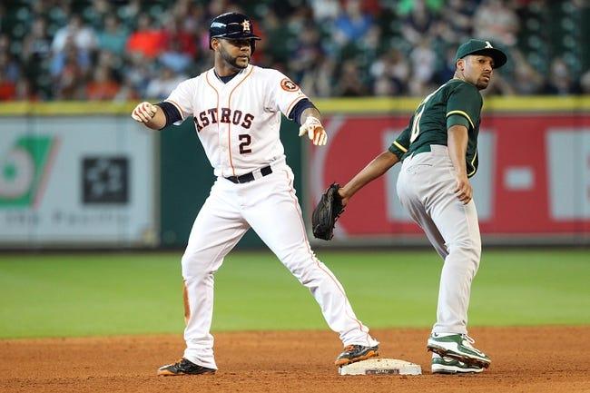 Oakland Athletics vs. Houston Astros - 8/6/15 MLB Pick, Odds, and Prediction