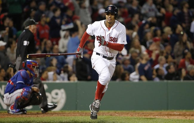 Boston Red Sox vs. Texas Rangers - 5/21/15 MLB Pick, Odds, and Prediction