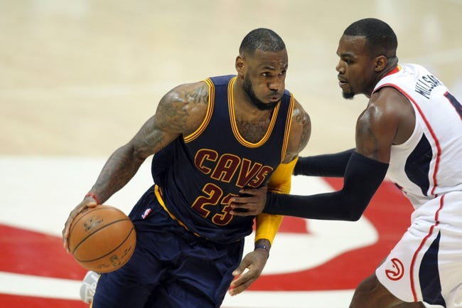 Cavaliers at Hawks - 5/22/15 NBA Pick, Odds, and Prediction