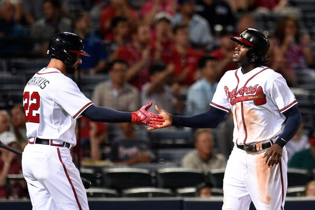 Atlanta Braves vs. Milwaukee Brewers - 5/23/15 MLB Pick, Odds, and Prediction