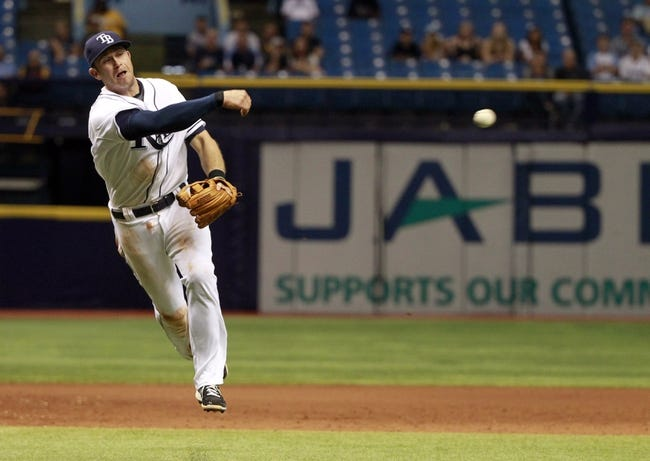 Tampa Bay Rays vs. Oakland Athletics - 5/22/15 MLB Pick, Odds, and Prediction