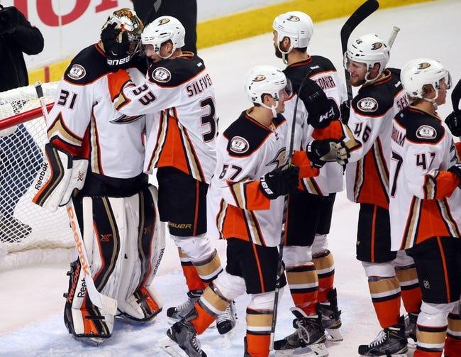 Anaheim Ducks at Chicago Blackhawks - 5/23/15 NHL Pick, Odds, and Prediction