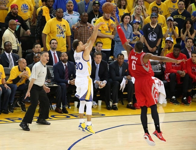 Warriors at Rockets - 5/23/15 NBA Pick, Odds, and Prediction
