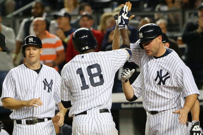 Yankees vs. Rangers - 5/23/15 MLB Pick, Odds, and Prediction