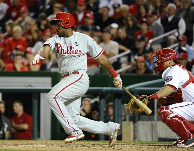 Nationals vs. Phillies - 5/23/15 MLB Pick, Odds, and Prediction