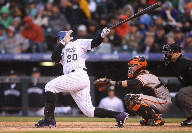 Rockies vs. Giants - 5/23/15 Game Two Pick, Odds, and Prediction