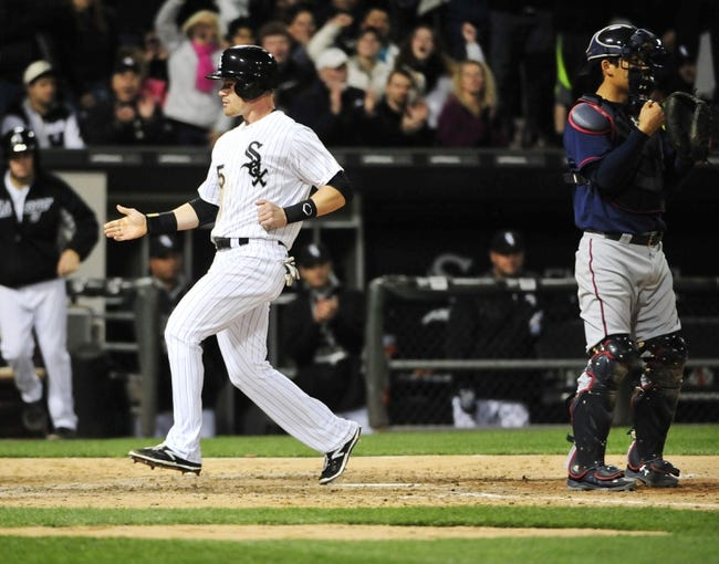 Chicago White Sox vs. Minnesota Twins - 5/23/15 MLB Pick, Odds, and Prediction