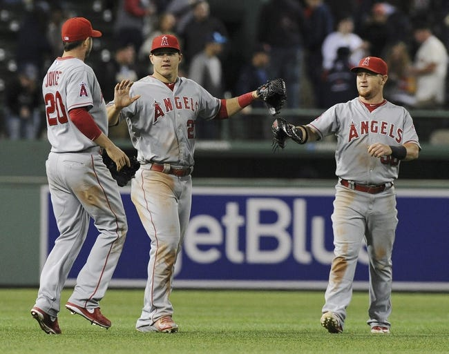 Boston Red Sox vs. Los Angeles Angels - 5/23/15 MLB Pick, Odds, and Prediction