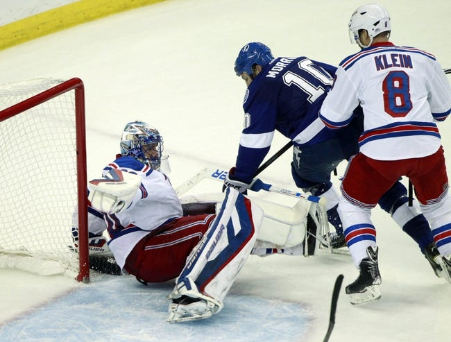New York Rangers vs. Tampa Bay Lightning - 5/24/15 NHL Pick, Odds, and Prediction