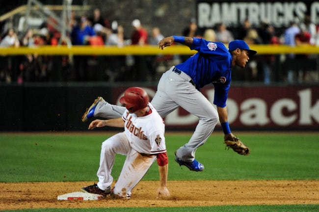 Arizona Diamondbacks vs. Chicago Cubs - 5/24/15 MLB Pick, Odds, and Prediction