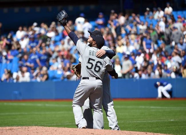 Blue Jays vs. Mariners - 5/24/15 MLB Pick, Odds, and Prediction