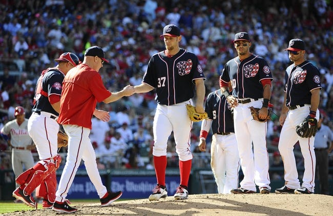 Nationals vs. Phillies - 5/24/15 MLB Pick, Odds, and Prediction