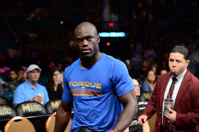 Uriah Hall vs. Oluwale Bamgbose MMA Pick, Preview, Odds, Prediction - 8/8/15