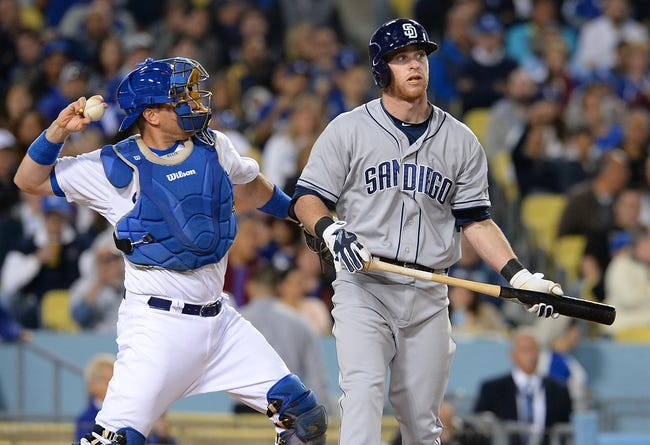 Los Angeles Dodgers vs. San Diego Padres - 5/24/15 MLB Pick, Odds, and Prediction
