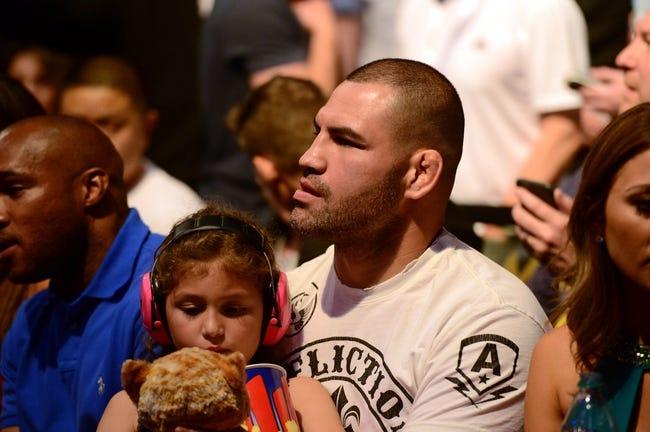 Fabricio Werdum vs. Cain Velasquez UFC 207 Pick, Preview, Odds, Prediction - 12/30/16