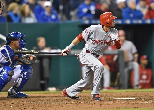 Cincinnati Reds vs. Kansas City Royals - 8/18/15 MLB Pick, Odds, and Prediction