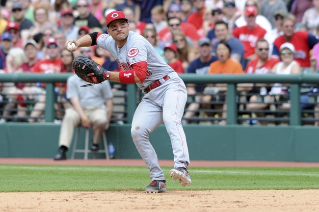 Cincinnati Reds vs. Cleveland Indians - 7/18/15 MLB Pick, Odds, and Prediction