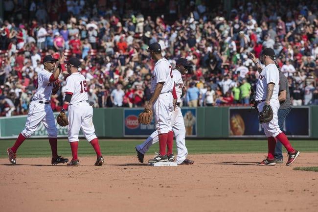 Angels vs. Red Sox - 7/17/15 MLB Pick, Odds, and Prediction
