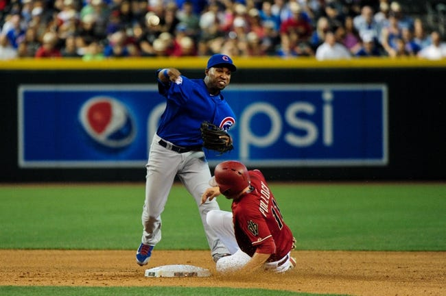 Cubs vs. Diamondbacks - 9/4/15 MLB Pick, Odds, and Prediction