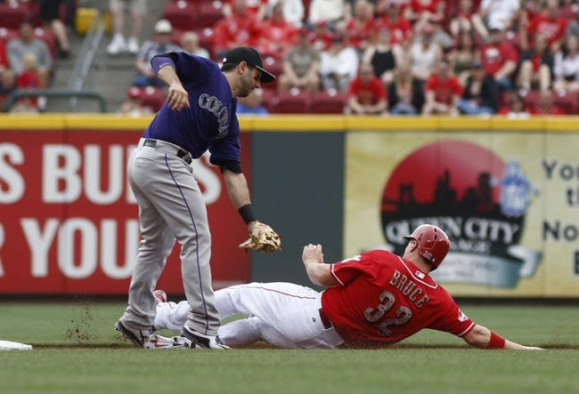 Rockies vs. Reds - 7/24/15 MLB Pick, Odds, and Prediction