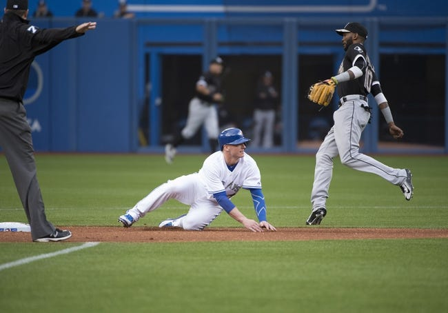 Toronto Blue Jays vs. Chicago White Sox - 5/26/15 MLB Pick, Odds, and Prediction