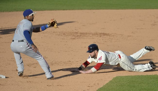 Cleveland Indians vs. Texas Rangers - 5/26/15 MLB Pick, Odds, and Prediction