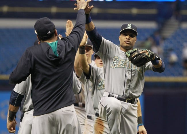 Rays vs. Mariners - 5/27/15 MLB Pick, Odds, and Prediction