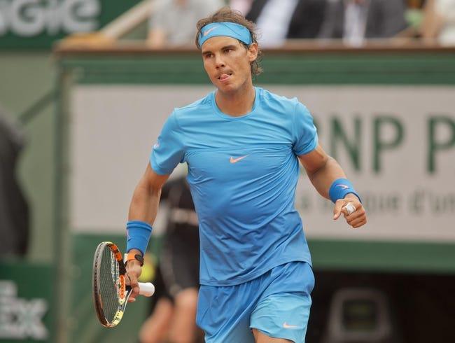 Jack Sock vs. Rafael Nadal 2015 French Open, Pick, Odds, Prediction