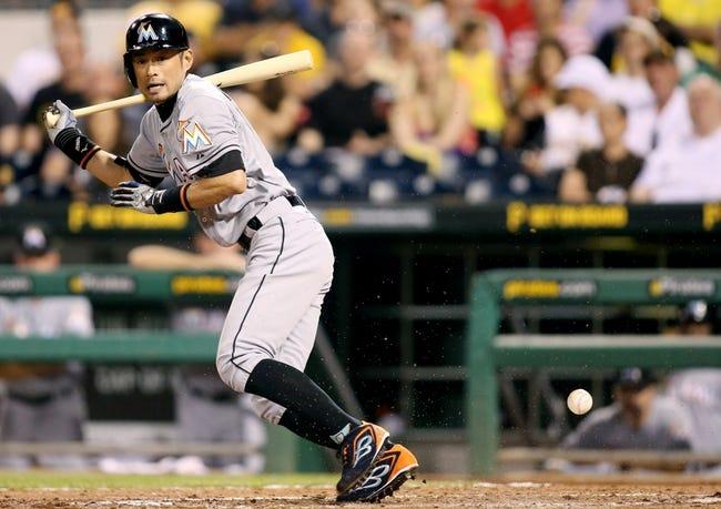 MLB | Miami Marlins (18-28) at Pittsburgh Pirates (22-22)