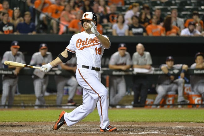 MLB | Houston Astros (29-17) at Baltimore Orioles (20-22)