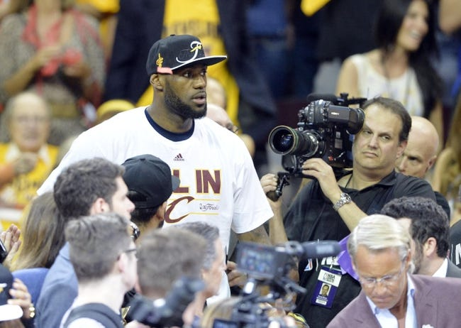 Cleveland Cavaliers Will Beat Golden State Warriors In NBA Finals